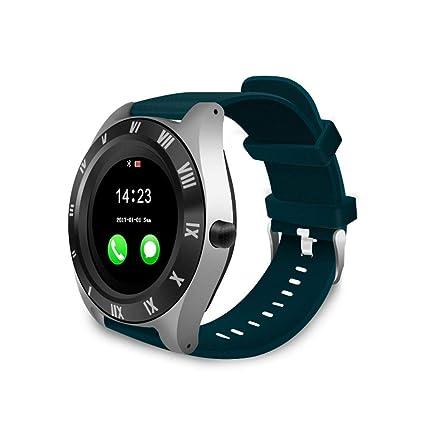 Amazon.com: Smartey M11 Touch Screen Wrist Watch Bluetooth ...