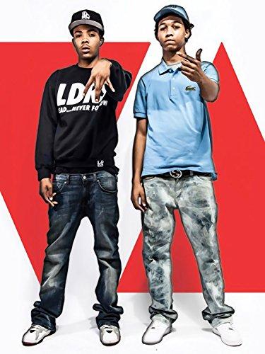 TST INNOPRINT CO Lil Herb Lil Bibby Rap Music Poster 24x32