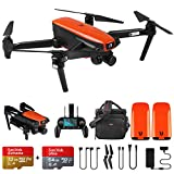Autel Robotics EVO Foldable Drone Camera 60FPS 1080P 4K Camera Live Video with Wide-Angle Lens 30 Minutes Flying Time and Three-Way Obstacle Avoidance Mini Quadcopter (Extra 1 Battery)