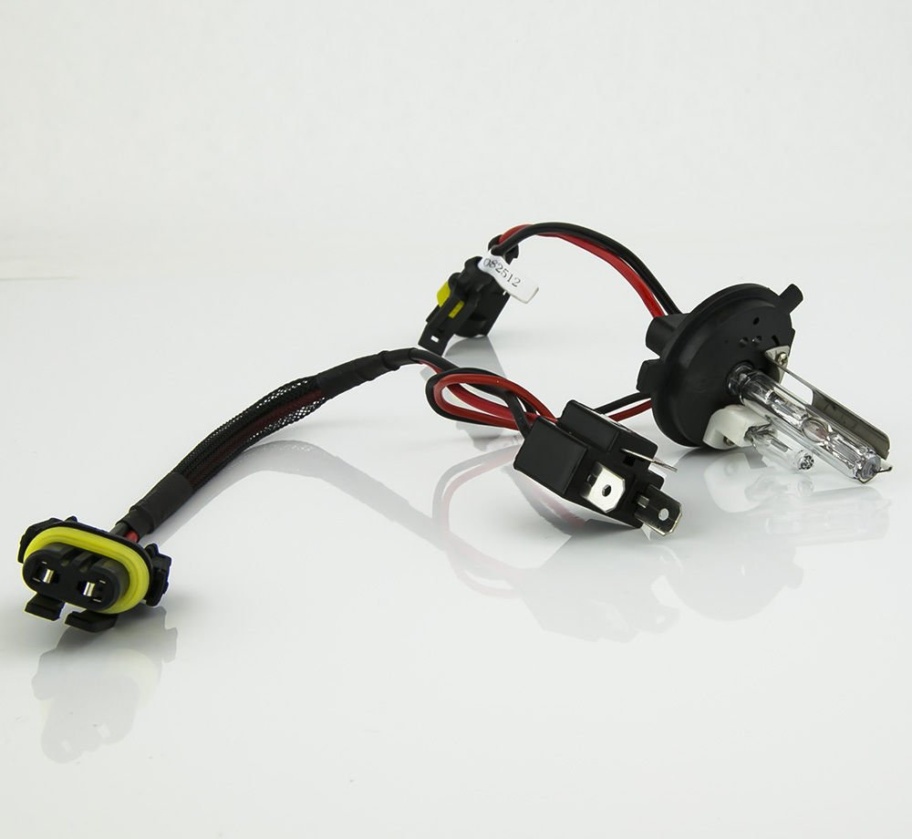 51tqIHnooKL._SL1000_ amazon com xentec h4 6000k hi lo hid conversion kit w hi beam 9003 headlight bulb wiring diagram at soozxer.org
