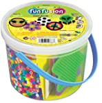 Perler Beads 6,000 Count Bucket-Multi...