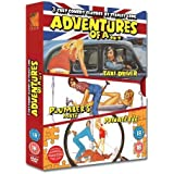 Adventures of a Taxi Driver / Private Eye / Plumber's Mate (Adventures of a Taxi Driver / Adventures of a Private Eye / Adventures of a Plumber's Mate) [Region 2]