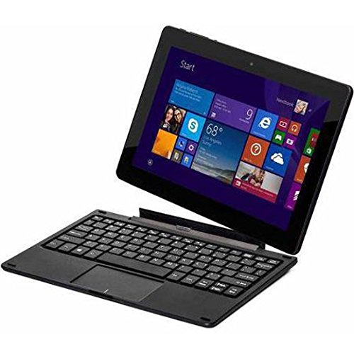 Nextbook Model Flexx 10 1-inch IPS Touchscreen Convertible Tablet   Intel  Quad-Core   2GB RAM   32GB Memory   1 Year Office 365   Windows 8 1    Bundle