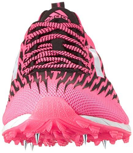 Adidas Performance Womens Xcs 5 W Cross Country Loopschoen Solar Pink / Running Wit / Zwart 1