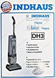 ZaZaTool NEW 10 Bags 2 Filters Genuine Lindhaus Valzer DP-5 Hepa DH3 Vacuum Cleaner Bag