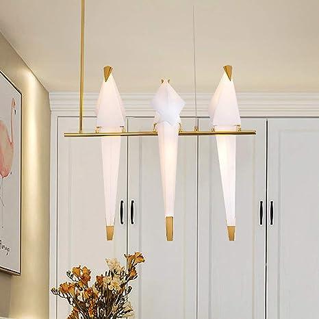 cheap for discount 2ef8a f6462 NIUYAO 3 Vivid Bird Pendants Light, Pendant Lamp Mounted ...