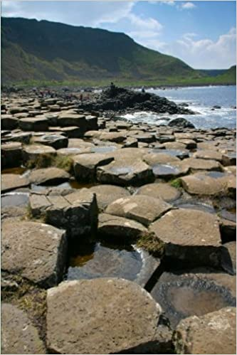 Download e-bøger gratis online Giant's Causeway Northern Ireland Journal: 150 page lined notebook/diary in Danish PDF PDB 1533092672