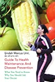 Guide to Health Maintenance and Disease Prevention, Ijindah Marcus Uriri, 1441500502