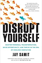 Disrupt Yourself by Jay Samit (2015-12-24) Paperback Bunko