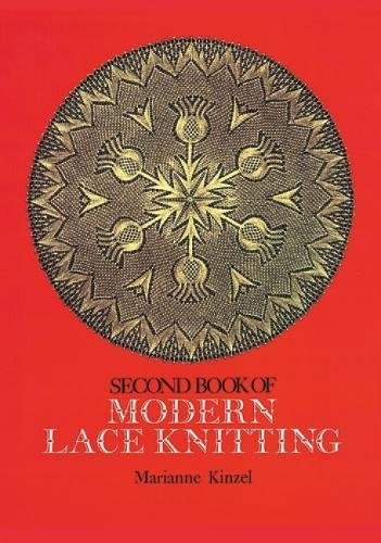 Second Book of Modern Lace (Lace Crochet Afghan)