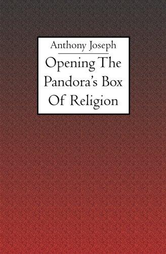 Opening The Pandora's Box Of Religion pdf epub