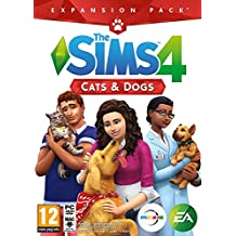 The Sims 4 Cats & Dogs - PC ( Code In a Box )