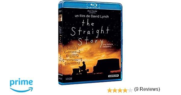 The straight story (Una historia verdadera) [Blu-ray]: Amazon.es ...