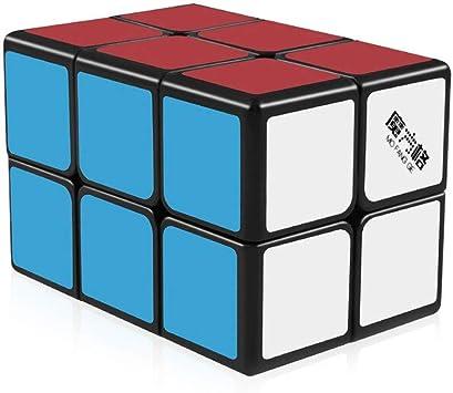 Ludokubo Cubo Qiyi 223 cuboide 2x2x3 - Base Negra: Amazon.es ...
