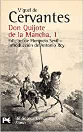 Don Quijote de la Mancha, 1 El Libro De Bolsillo