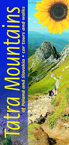 Tatra Mountains of Poland and Slovakia: Car Tours and Walks (Landscapes) (Sunflower Landscapes)