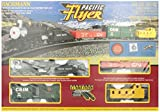 Bachmann Trains Pacific Flyer Ready-to-Run HO Scale Train Set