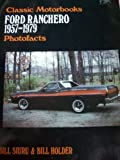 Classic Motorbooks Ford Ranchero Fifty-Seven to Seventy-Nine, Siuru and Holder, 0879381833