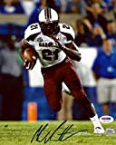 Signed Marcus Lattimore Photo - 8x10 - PSA/DNA Certified - Autographed College Photos