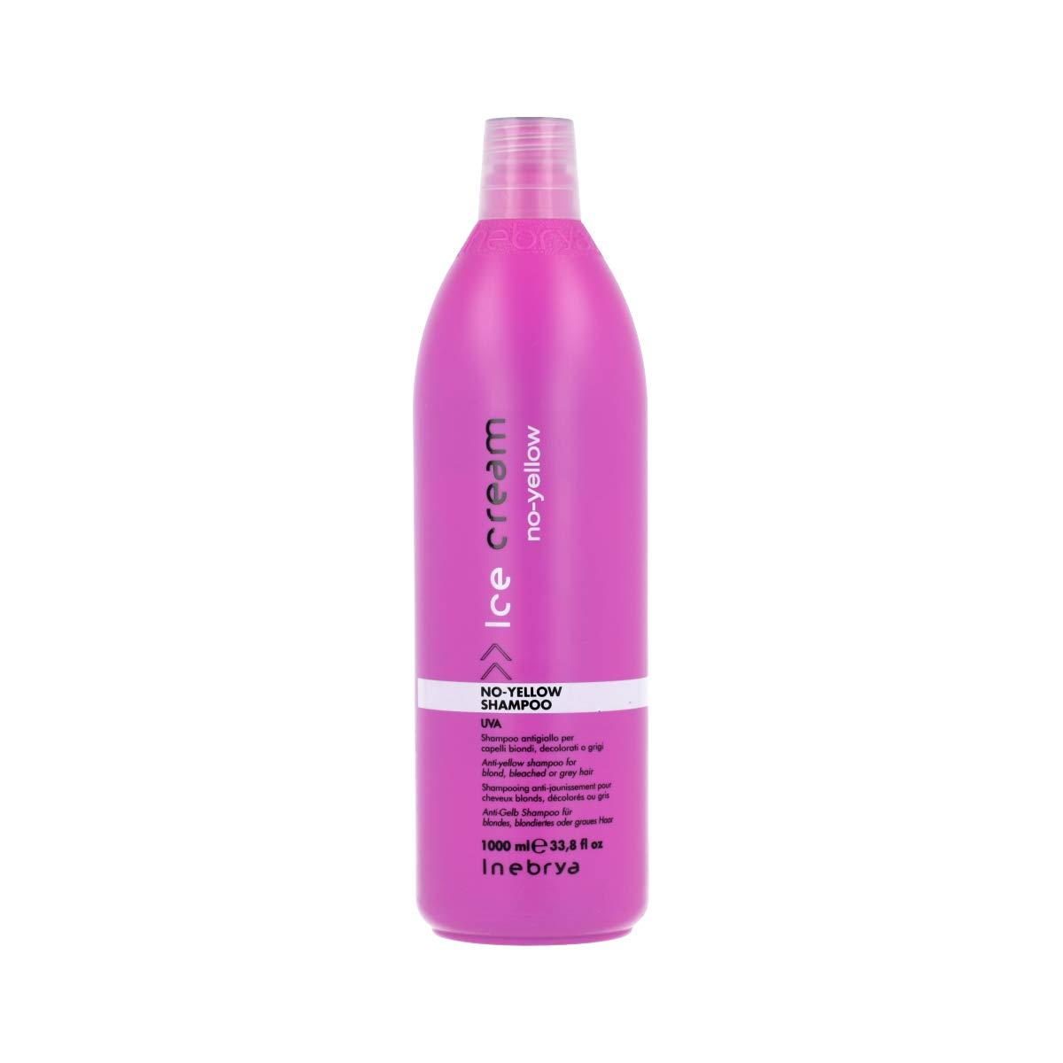 Inebrya NO YELLOW BLEACHED OR GREY HAIR - 1000 ML  Amazon.co.uk  Beauty 3a29809f93b2