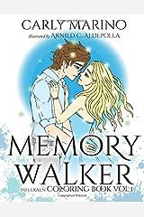 Memory Walker Coloring Book: Inflexaen Volume One Paperback