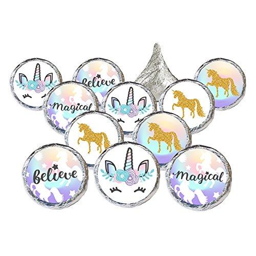 Magical Unicorn Stickers (324 (Unicorn Stickers)
