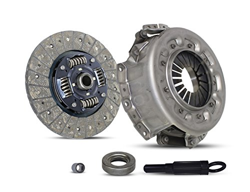Clutch Kit Works With Nissan Frontier Pickup Se Xe Base Extended Standard Cab Pickup 2-Door 1996-1999 2.4L 2389CC l4 GAS DOHC Naturally Aspirated (2Wd; 4Wd) - Pressure Kit Nissan Clutch