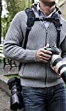 Universal Heavy Duty Double Sling Strap for Two DSLRs Camera