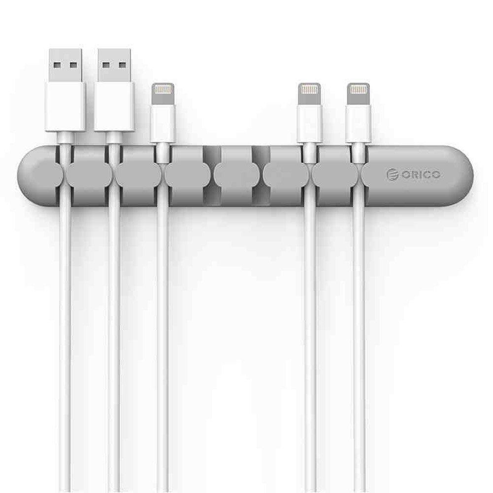 ORICO Desktop Kabelmanagement Kabel Organizer, Silikon Kabel ...