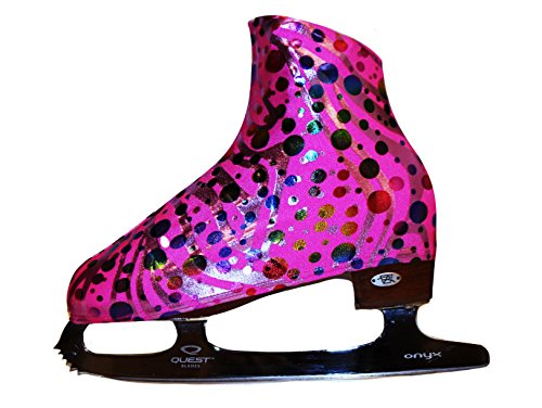 Ice Skate Boot Covers (Party (Pink Ice Skates)