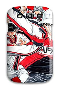 New Style 3301332K14388821 Faddish Phone The New Prince Of Tennis Case For Galaxy S3 / Perfect Case Cover