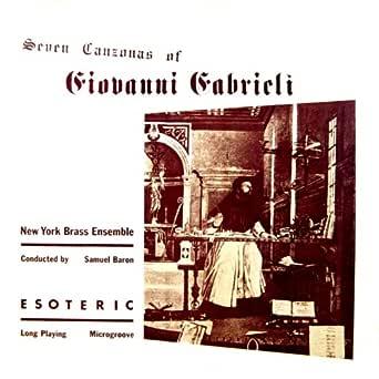 Canzon Noni Toni de New York Brass Ensemble en Amazon Music ...