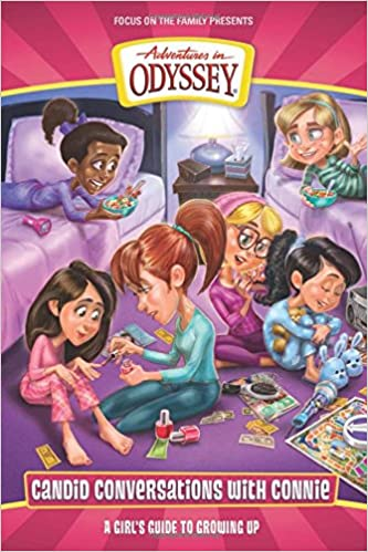 Candid Conversations With Connie Volume 1 A Girls Guide To Growing Up Adventures In Odyssey Books Kathy Buchanan 9781589977921 Amazon