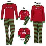 Matching Family Pajamas PJS Sets Christmas Sleepwear Printed Homewear Nightwear Boys Kids Pajama Set Outfit