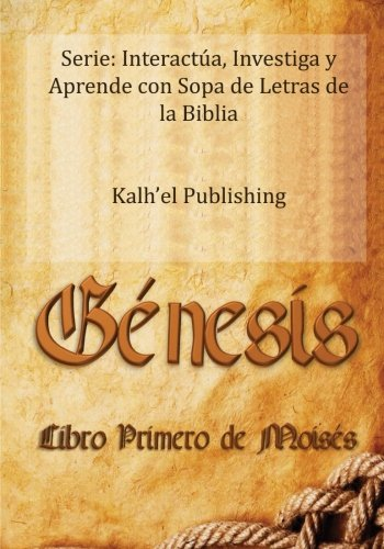 Génesis (Sopa de Letras de la Biblia) (Volume 1) (Spanish Edition)