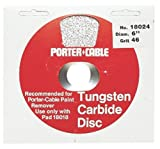 PORTER-CABLE 18024 46 Grit Carbide Disc (for Model 7403P)