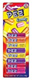 PEZ Hello Kitty Dispenser and Candy Set: Crystal Hello Kitty and Crystal My Melody Dispensers Along With 8 Candy Refills