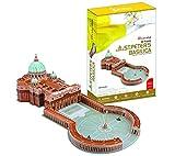 CubicFun mc092h–3D Puzzle Basilica of San Pietro Vatican–Citta