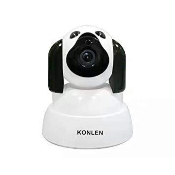 konlen perro Mini vídeo IP cámara Wifi bebé Monitor en casa hd de 720P SD PTZ