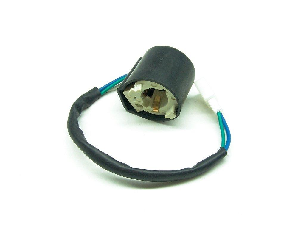 Scheinwerfer-Lampenfassung mit Kabel fü r REX RS450 Typ: QM50QT-6(A) (Qingqi) 2EXTREME