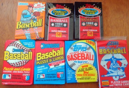 1988, 1989 Donruss 100+ Vintage Baseball (1992 Upper Deck Star)