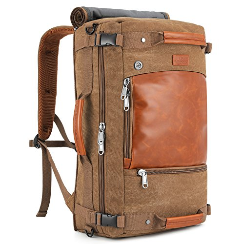 Turn Shoulder Bag Into Backpack - 2