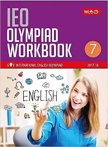 Buy International English Olympiad (IEO) Workbook - Class 7