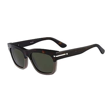 f22d91e4f32 Valentino V703S-245 Mens Dark Havana Grey V703S Sunglasses  Amazon.co.uk   Clothing
