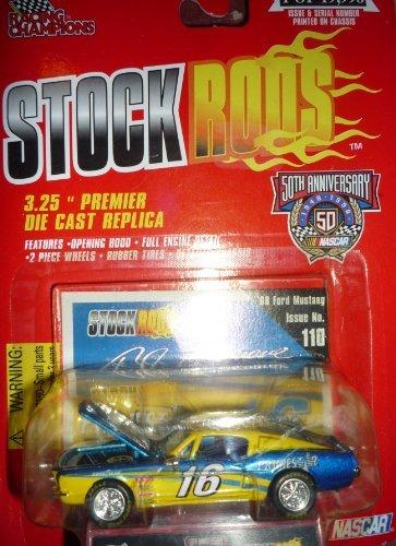 1958 Mustang - 1