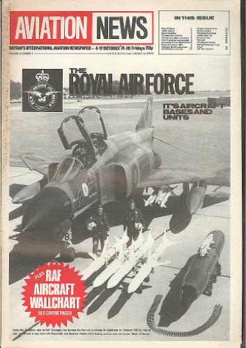 - RAF Aircraft Bases & Units Aviation News 1974