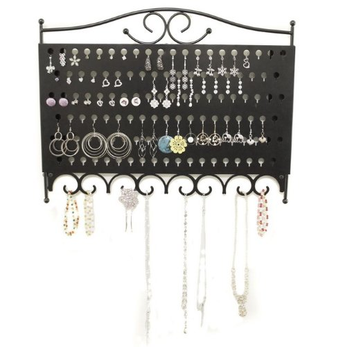 Mango Steam Wall-Mounted Jewelry Organizer
