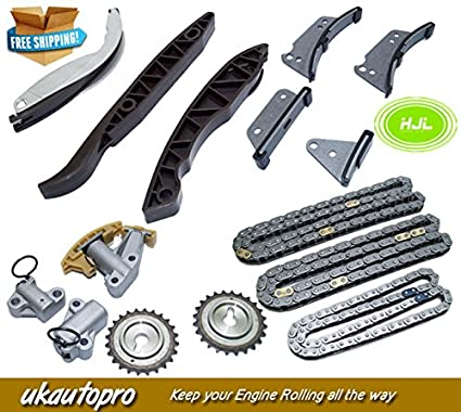 Amazon com: Replacement Timing Chain Kit Fits HYUNDAI STAREX