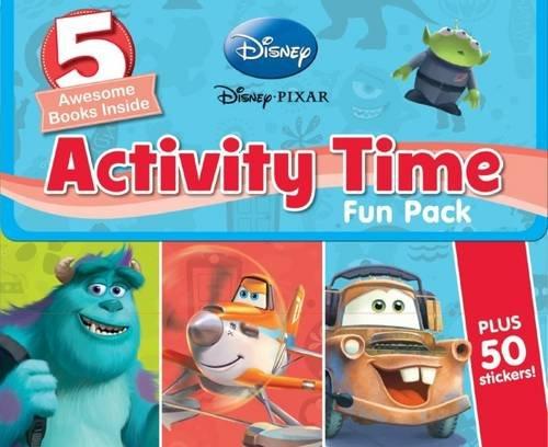 Disney Activity Time Fun Pack PDF Text fb2 ebook