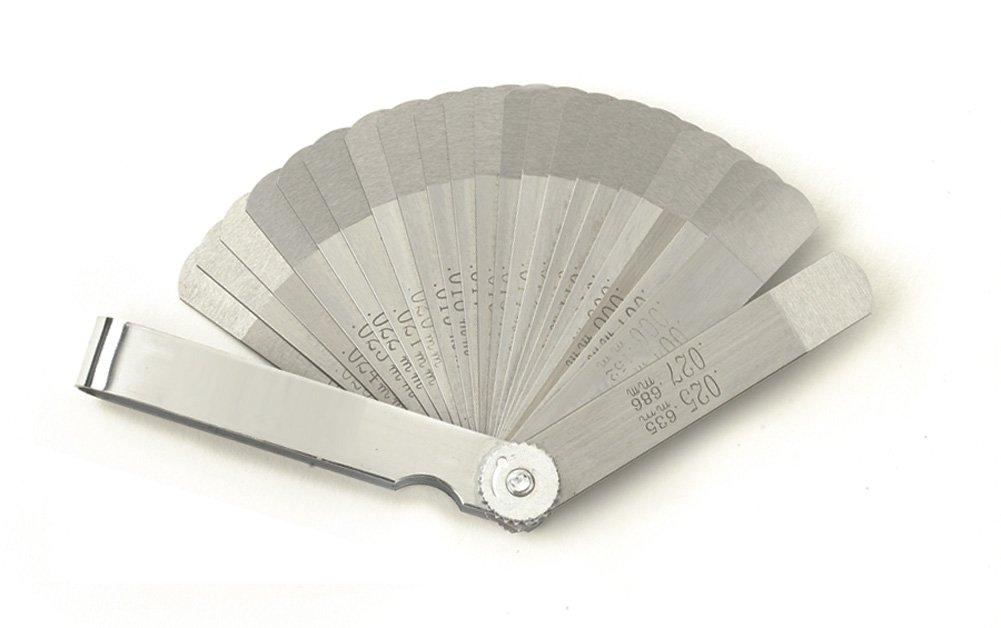 OEMTOOLS 25024 22 Blade Go-No-Go Feeler Gauge